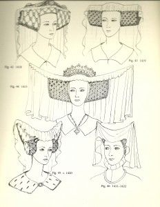 Glossary of English Hairstyles and Headdress - Helianthus