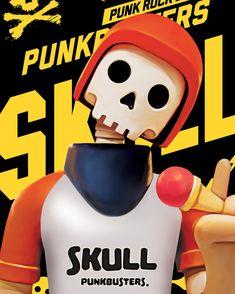 3d Poster, Poster Layout, 3d Character, Character Design, Vinyl Toys, Cinema 4d, Cool Toys, Illustrators, Illustration Art
