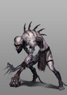 Tortured Ghoul : Variation by reaper78 on DeviantArt