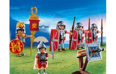 playmobil Roman Warriors 4271 Prepare for war with these armoured Roman Warriors! (Barcode EAN = 5051695015287). http://www.comparestoreprices.co.uk/action-figures/playmobil-roman-warriors-4271.asp