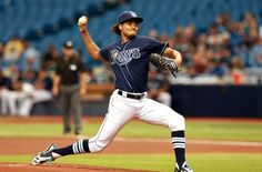 Tampa Bay Rays: What's wrong with Chris Archer? Archer 2016, Tampa Bay Rays, Baseball Players, Major League