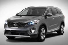 #KIA has taken the wraps off its updated 2016 #Sorento. The popular #crossover will feature new sculpted styling, a more pronounced grill and a wider wheel-base. What do you think of the new design?
