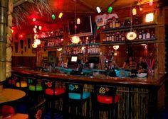 Hula Hula, a new tiki bar in Seattle, photo from Hula Hula website