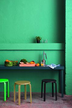 Couleurs : 20 ambiances pour réveiller votre décoration intérieure - Marie Claire Maison