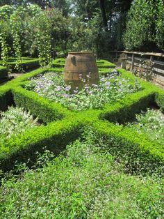 bunny williams' garden