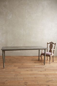 Nomeny Dining Table #anthropologie