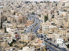 View over City, Amman, Jordan, Middle East Photographic Print by Tondini Nico at Art.com