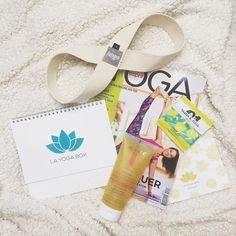 La Yoga Box de Janvier – La Yoga Box