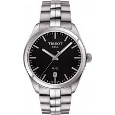 Freeshipping #Super #Genuine #Watches # Tissot #Watches upto20%OFF.Dont miss this special offer https://feeldiamonds.com/swiss-luxury-watches-for-men-women/tissot-limited-edition-automatic-watches/tissot-t101-410-11-051-00-men's-pr-100-stainless-steel-black-dial-watch's-pr-100-stainless-steel-black-dial-watch