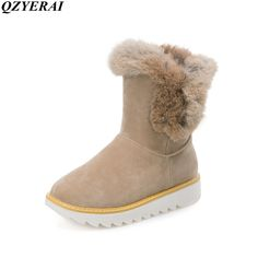 Womens LowHeels Frosted LowTop Solid PullOn SnowBoots Apricot 39 >>> You can find more details by visiting the image link. (This is an affiliate link) Low Heel Ankle Boots, Black Ankle Boots, Low Heels, Mens Snow Boots, Fashionable Snow Boots, Fur Boots, Kids Boots, Boots For Sale, Womens Shoes Wedges