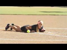 Former Texas A&M softball player and two-time All American Amanda Scarborough talks about one of her favorite pitching drills -- the jump up. See more pitchi. Softball Crafts, Softball Quotes, Softball Shirts, Girls Softball, Softball Stuff, Softball Cheers, Baseball Mom, Golf Quotes, Sports Baseball