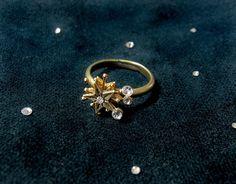 一等星の指輪 by ナナユキ アクセサリー 指輪・リング