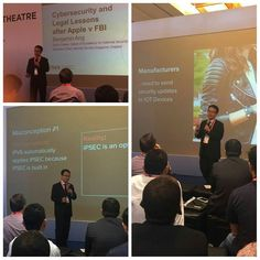 Speaking at #IPv6 Share & Learn #CommunicAsia2016 on #Cybersecurity #IOT #Liability #SmartNation by benjaminangck