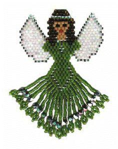 AF9, Delica Beads: 202, 41, 754, 208, 10, 362.