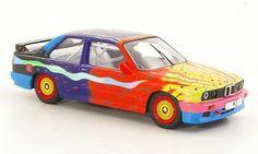 BMW M3 (E30) Art Car, Ken Done, 1:43