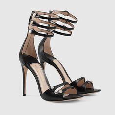 Gucci Women - Leather sandal