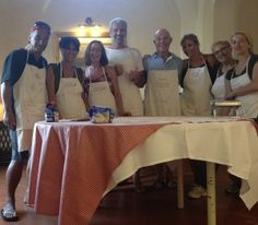Itinerant Cookery Courses in Tuscany, fresh homemade Pasta, Lasagne and a special recipe for Besciamella sauce