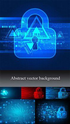 Абстрактный фон - Abstract vector background