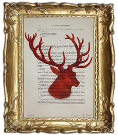$10 Coco de Paris: Red deer