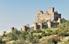castillo Abadia de Loarre,provincia de Huesca,Aragon