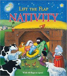 Lift the Flap Nativity: Allia Zobel-Nolan, Trace Moroney: 9780794435271: Amazon.com: Books