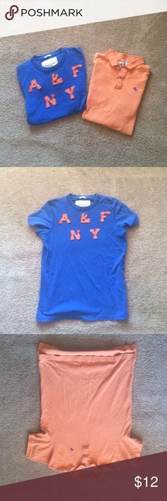 Boys Abercrombie shirts Good condition abercrombie Tops Tees - Short Sleeve