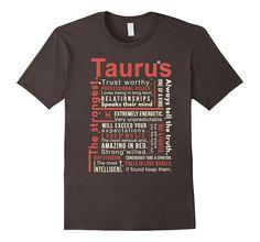 I Am A Taurus Funny T Shirt
