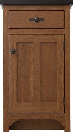 Craftsman – Crown Point Door Styles