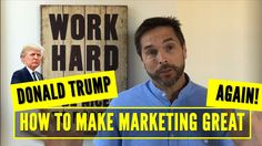 http://ift.tt/1UoU4vu  Mark Fidelman explains how Donald Trump uses social media marketing principles and growth hacks to promote himself and his presidential campaign.   1. Speaks in a series of bumper sticker slogans at the 5th grade level 2. He taps into his customers (voters) emotions  typically anger and fear  3. Creates his own reality distortion field and gets his fans to buy into it 4. Appeals to an idealistic time  5. Be polarizing he was Black and white about the issues  takes a…