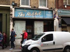 Leftover London — Middle Earth in Wardour Street