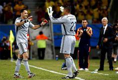 David Ospina, el 'candado' de la selección Colombia