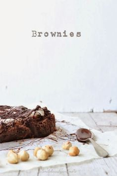Smiles Beauty and More: Brownies con farina di riso