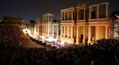 Hispania Romana- Arte, Arquitectura, y Monumentos