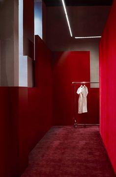 Andreas Fornell (Bozarthfornell Architects) #Retail #Store #Windows