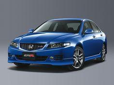 Honda Accord Euro-R Sedan