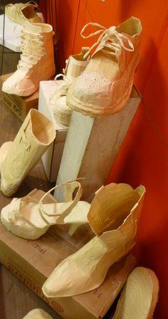 masking tape shoes
