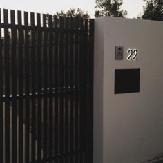 Luxello Modern LED Bronze House Number 5 Outdoor Commercial