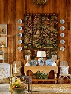 2015 Cashiers Designer Showhouse |  Cathy Kincaid Interiors |  photo by Emily Followill