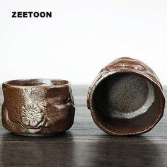 Brand Name: ZEETOONType: TeacupsQuantity: PigmentedShape: Single LayerMaterial: ceramicCeramic Type: PotteryCertification: CIQFeature: Eco-FriendlyDrinkware Type: Cups & SaucersName: Japanese Master Tea CupSize: FIG. Tea Tray, Tea Bowls, Japanese Tea Cups, Fun Cup, Michelle Lewin, Ceramic Cups, Kung Fu, Tea Set, Monica Brant