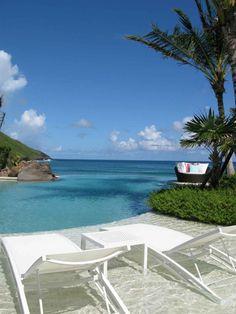 St. Kitts beach chair