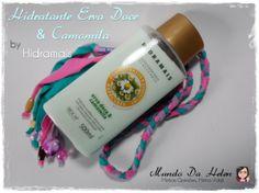 Hidratante Erva Doce & Camomila by Hidramais http://wp.me/p1x69g-1WV