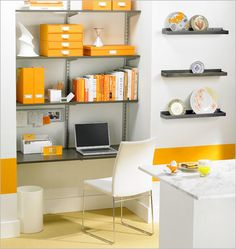 Image from http://www.inclinterior.com/wp-content/uploads/2015/06/interior-simple-grey-floating-computer-deck-built-in-gray-iron-wall-bookshelf-in-white-painted-small-office-wall-decorating-ideas-for-small-office.jpg.