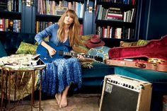 Image result for taylor swift magazine photoshoot guitar