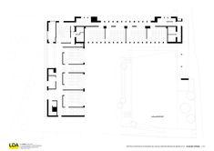 Benfeld Aristide Briand Primary School,First Floor Plan