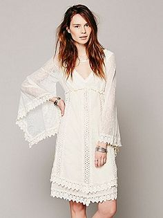 Free People Nightingale Dress at Free People Clothing Boutique