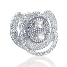 Baby bling pacifier