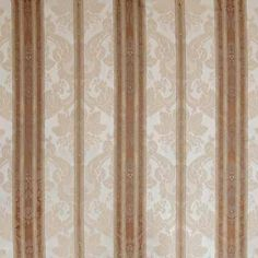 Tablecloth, Cappuccino Stripe Damask - www.lineneffects.com - Linen Effects Party, Event, Wedding, Corporate rental décor. #holiday #rustic #gala #champagne #masculine #brown #chocolate #gold #ivory #traditional #classic