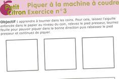 www.petitcitron.com index.php techniques-de-couture les-techniques-de-base fiches-pour-s-entrainer-a-piquer-a-la-machine