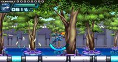 Azure Striker Gunvolt é um jogo de ação e plataforma para a nintendo 3ds criado pelo co-criador de Mega Man, Keiji Inafune.