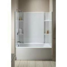 one piece shower tub combo. Soaker Tub Shower Combo FINALLY  It S Been So Difficult To Find An Attractive One Piece
